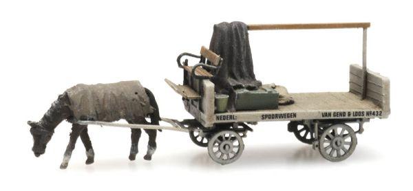 Artitec - 316.079 - VG&L Pferde-Lastwagen (Fertigmodell)