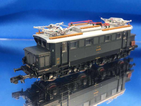 Brawa - 63100 - Elektrolokomotive E44 der DRB in Grau (E44 019) Digital