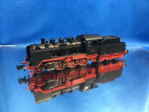 Fleischmann - 7141 - Schlepptenderlokomotive BR 24 der DRG, DCC Digital