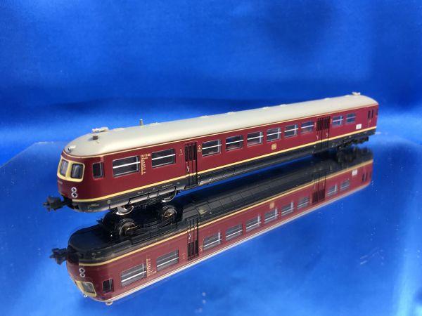 Hobbytrain - H2695 - Akkutriebwagen Baureihe ETA 176 / Motorwagen