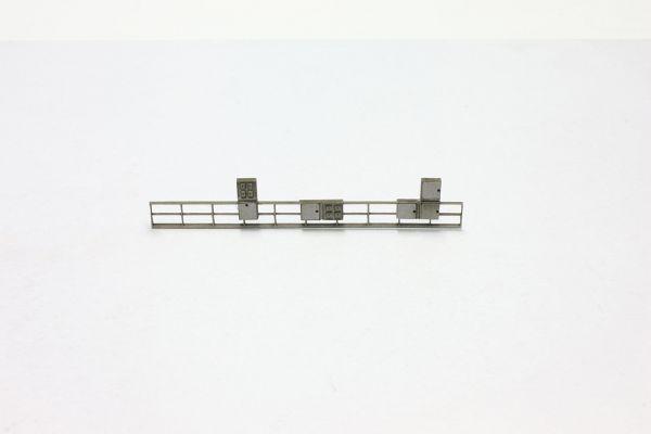Joswood - 85024 - Kleine Schaltschränke 8 Stück (Bauatz)