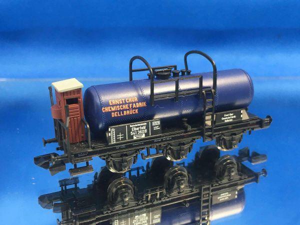 Liliput L265484 - Güterwagen Kesselwagen Chem. Fabrik Ernst Chur DRG Ep.II