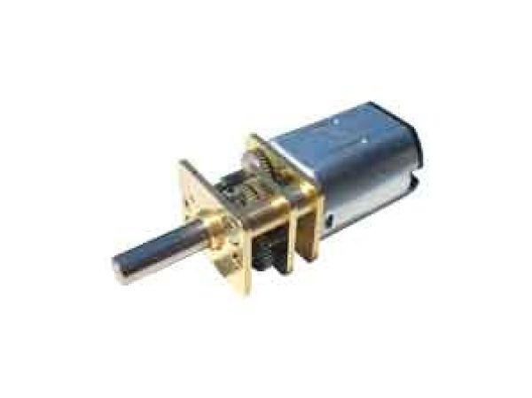 Modellbau Schönwitz - 11-10-01-01 - Mikro Getriebemotor N20 - 12V - 1:298 - max 54 U/min