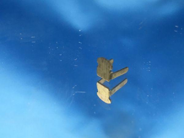 Minitrix - K214 / 41399999P - Kupplungsdeckel metall TYP B
