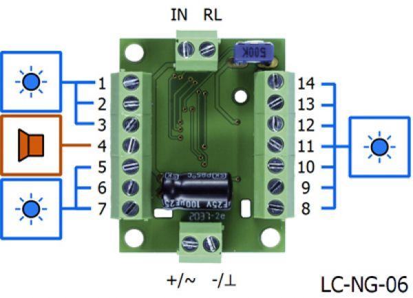Tams Elektronik - LC-NG-06 -