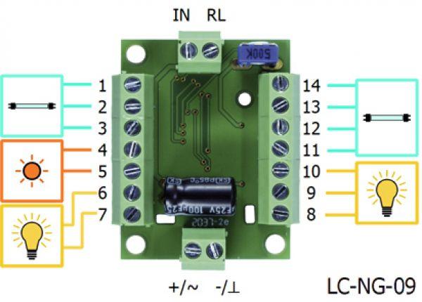 Tams Elektronik - LC-NG-09 -