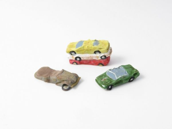 Yellow Dwarf - 50262 - Autowracks Typ 2 (Bausatz)