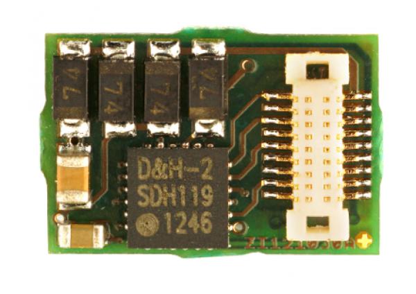 NEU Doehler /& Haass D/&H Lokdecoder DH18A Next18