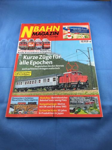 N-Bahn-Magazin (NBM) - 2016 - September / Oktober - 05/2016