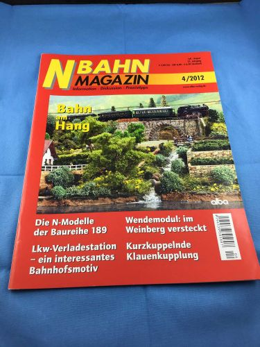 N-Bahn-Magazin (NBM) - 2012 - Juli / August - 04/2012