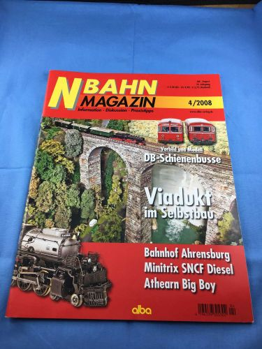 N-Bahn-Magazin (NBM) - 2008 - Juli / August - 04/2008