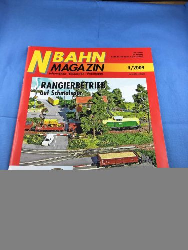 N-Bahn-Magazin (NBM) - 2009 - Juli / August - 04/2009