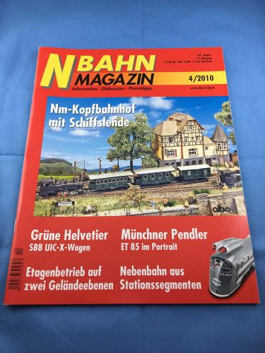 N-Bahn-Magazin (NBM) - 2010 - Juli / August - 04/2010