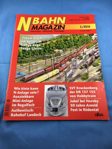 N-Bahn-Magazin (NBM) - 2010 - September / Oktober - 05/2010