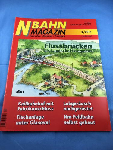 N-Bahn-Magazin (NBM) - 2011 - Juli / August - 04/2011