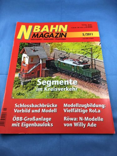 N-Bahn-Magazin (NBM) - 2011 - September / Oktober - 05/2011