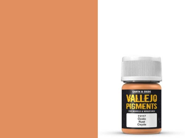 Vallejo Pigment Rost 30ml
