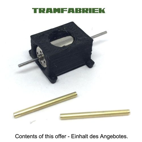 Tramfabriek - FLE218  - Coreless Motor 12V Upgrade for Fleischmann DB BR 218