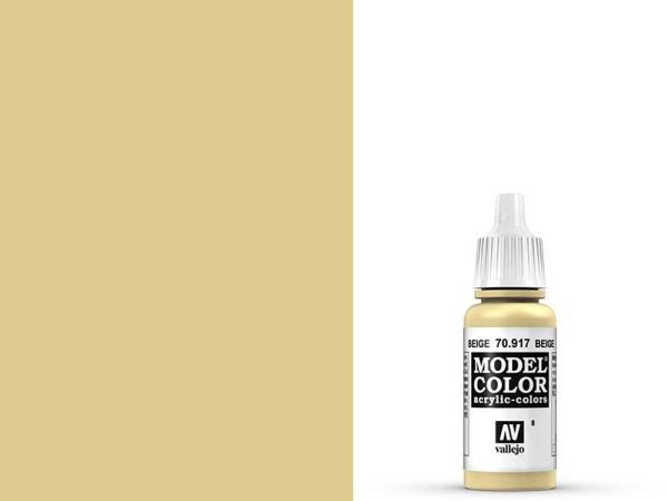 Vallejo - Model Color 008 Senfgelb (70.917) - 17 ml