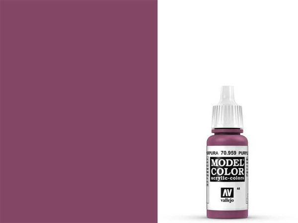 Vallejo - Model Color 044 Rotviolett (70.959) - 17 ml