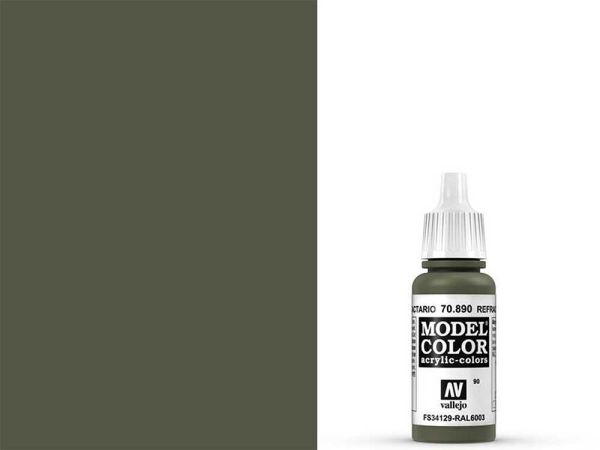 Vallejo - Model Color 090 Olivgrün (70.890) - 17 ml