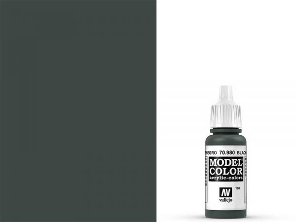 Vallejo - Model Color 100 Tannengrün Dunkel (70.980) - 17 ml