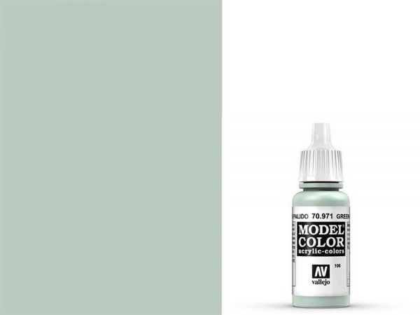 Vallejo - Model Color 106 Pastelolivgrün (70.971) - 17 ml