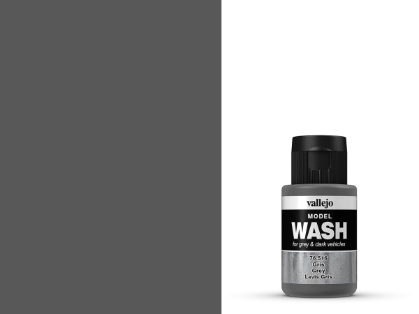Vallejo Model Wash - Grau 35 ml