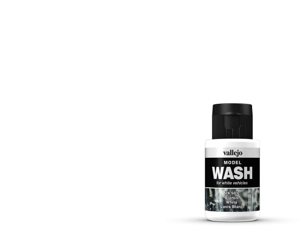 Vallejo Model Wash - Weiß 35 ml