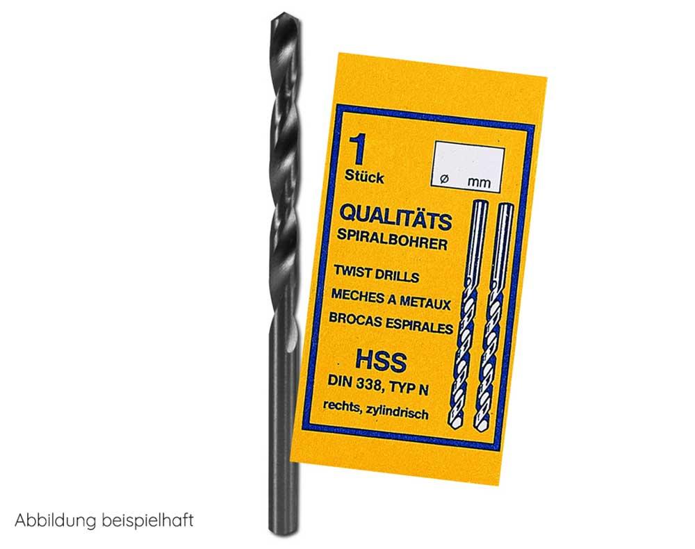 HSS-Spiralbohrer 3,4 mm 1 Stück