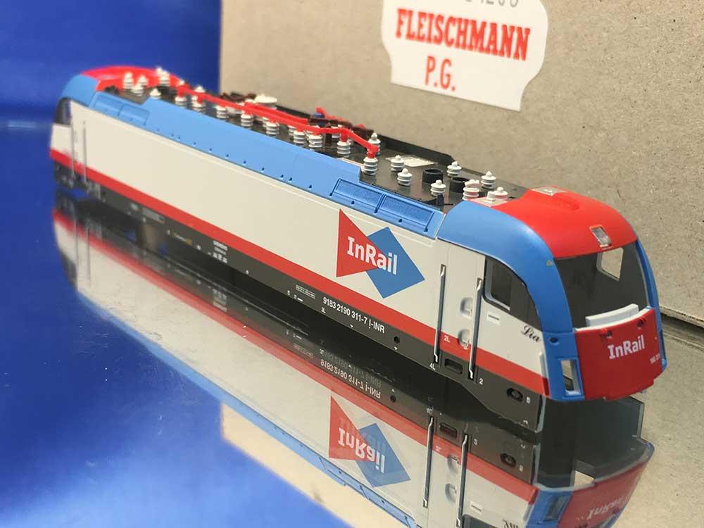 Fleischmann 1 x 614916 Motorstromabnehmer Neuware