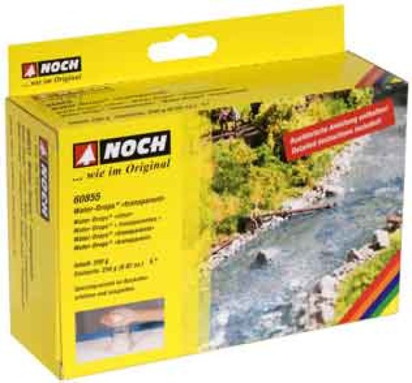 "Noch - 60855 - Water-Drops® ""transparent"""